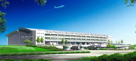 Air India Sats Cargo Complex Bangalore City Meinhardt India
