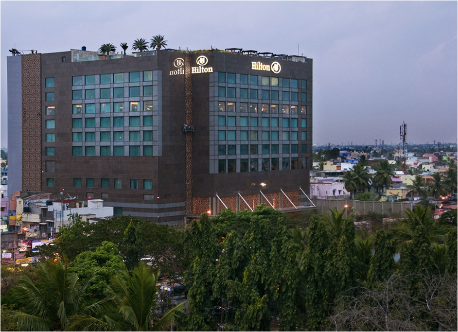 hilton hotel corporation to india Hilton worldwide (formerly, hilton hotels corporation) is a global hospitality company it is owned by the blackstone group, a private equity firm as of november 2010 hilton brands encompass over 3,600 hotels with 600,000 rooms in 81 countries[1].